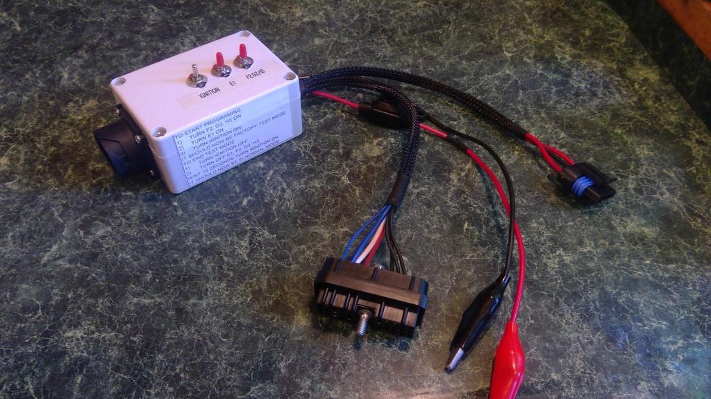 Mike S Power Wire Detroit Ecm Harness