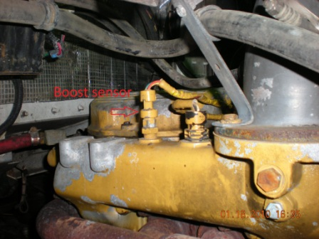 MIKE'S POWER WIRE - CATERPILLAR COMBO HARNESS