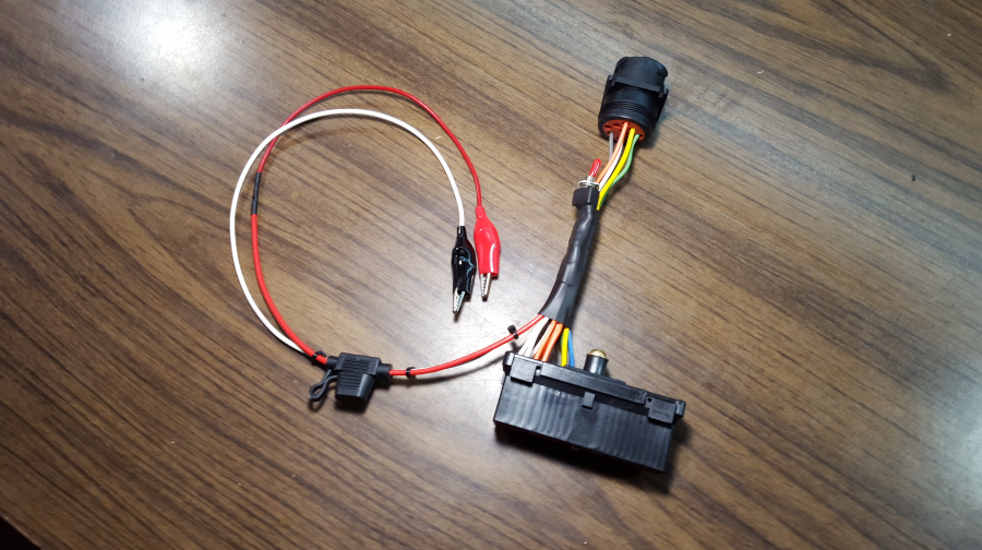 MIKE'S POWER WIRE - DETROIT ECM HARNESS